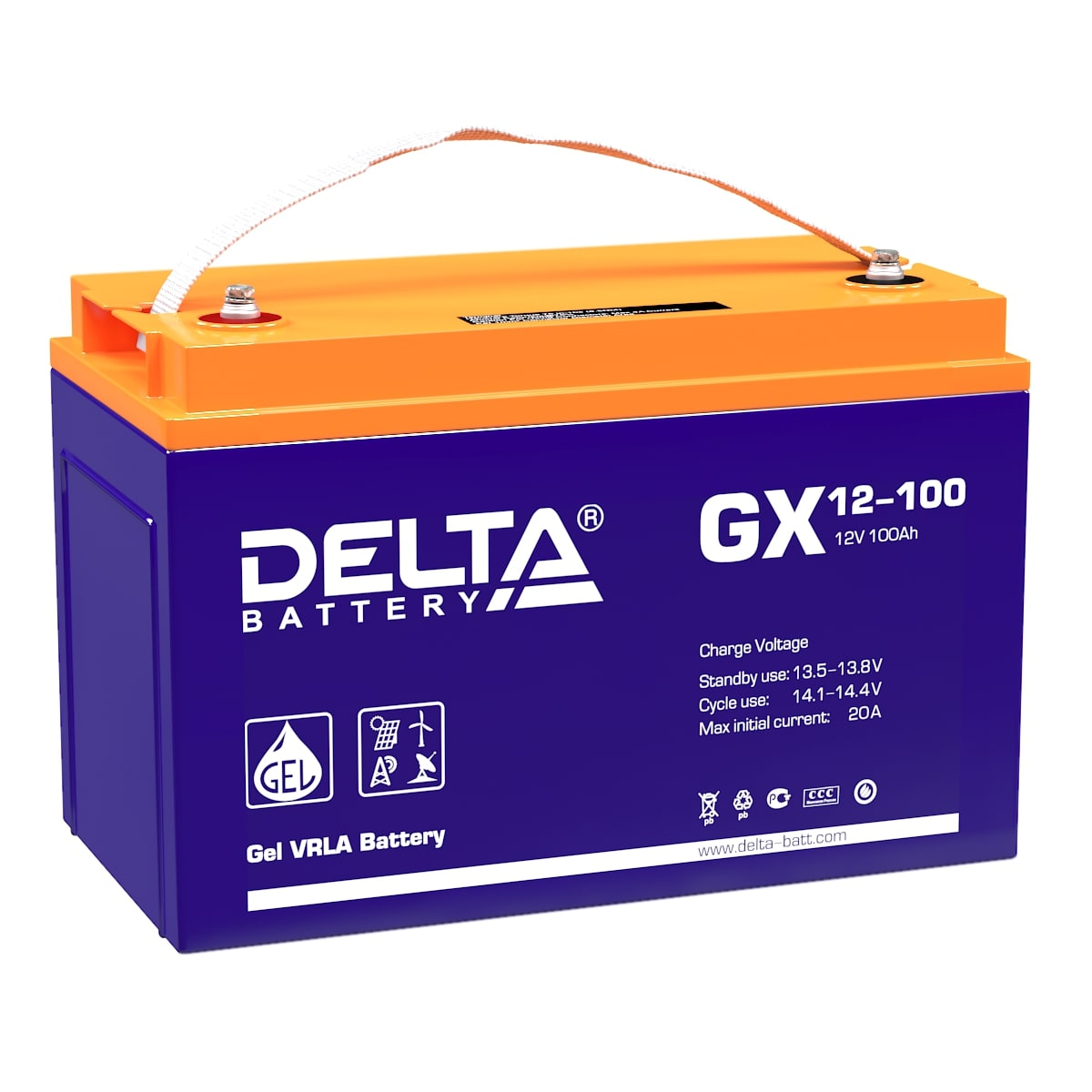DELTA GX 12-100