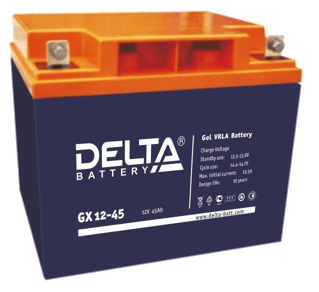 Аккумулятор для ИБП DELTA GX 12-45