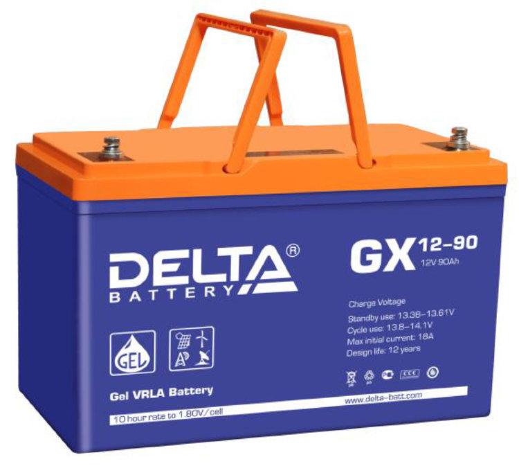 Аккумулятор для ИБП DELTA GX 12-90