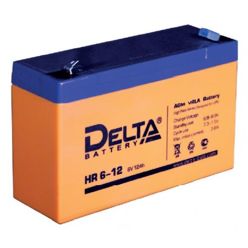Аккумулятор для ИБП DELTA HR 6-12