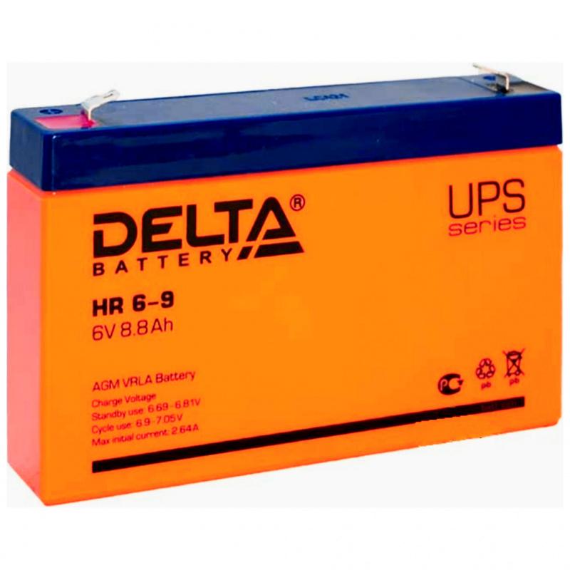 Аккумулятор для ИБП DELTA HR 6-9