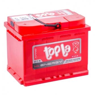 TOPLA Energy 60Ah 600А L+
