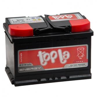 TOPLA Energy 75 А/ч