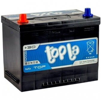 TOPLA Top JIS 70 А/ч