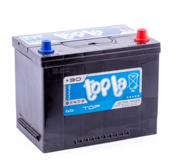 TOPLA Top JIS D26L 75Ah 740А