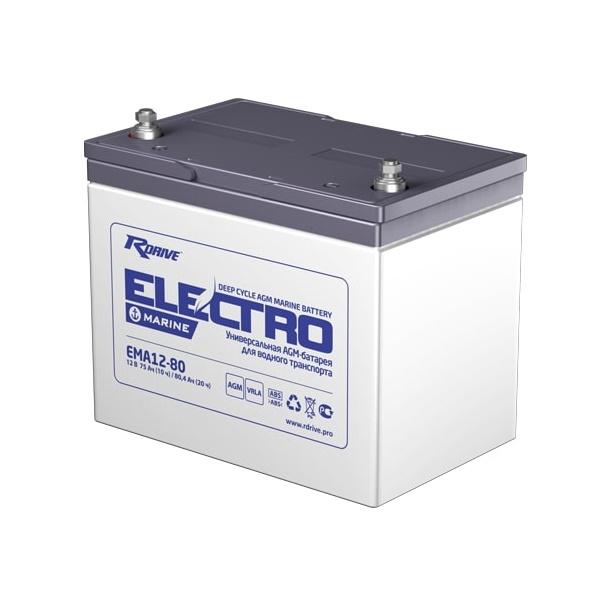 RDrive ELECTRO Marine EMA12-80