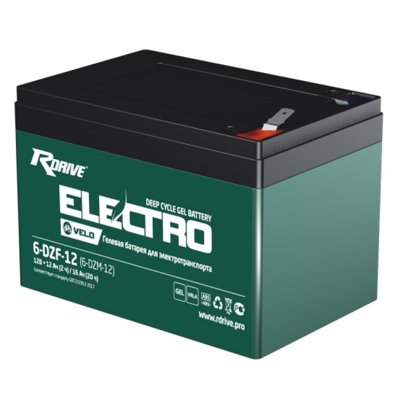 RDRIVE ELECTRO Velo 6-DZM-12