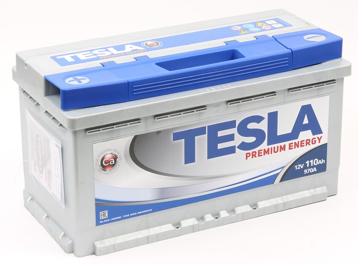TESLA PREMIUM ENERGY 110 А/ч L+ EN970