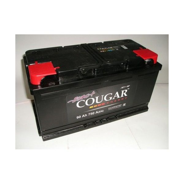 COUGAR Energy 90Ah 750A R+