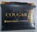 COUGAR Power 55 А/ч R+ 520А