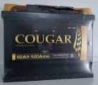 COUGAR Power 55 А/ч L+ 520А