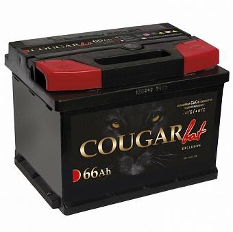 COUGAR Power 66 А/ч L+ 650А