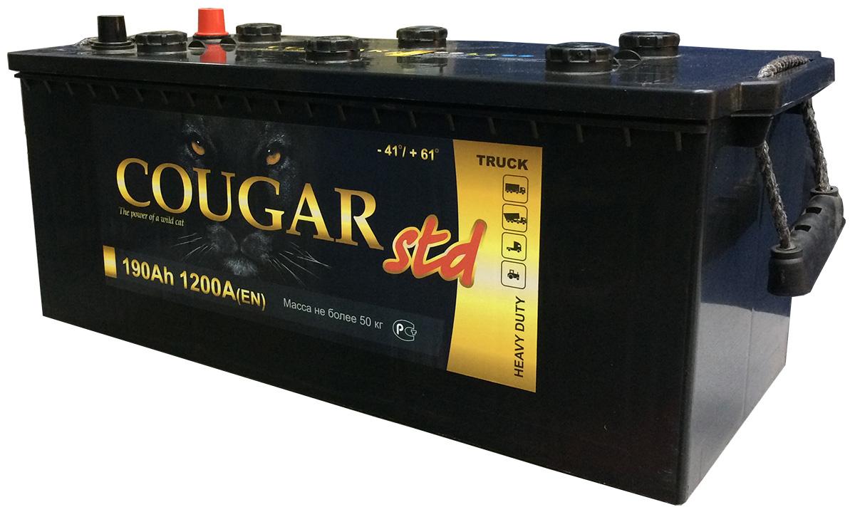 COUGAR Power 190 А/ч R+ 1300А