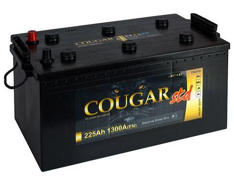 COUGAR Power 225 А/ч R+1300А