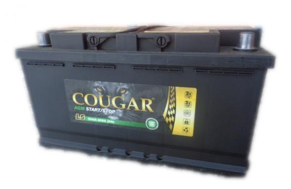 COUGAR AGM 95 А/ч R+850А