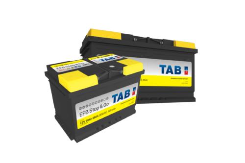 TAB EFB Stop & Go  80Ah 760A R+