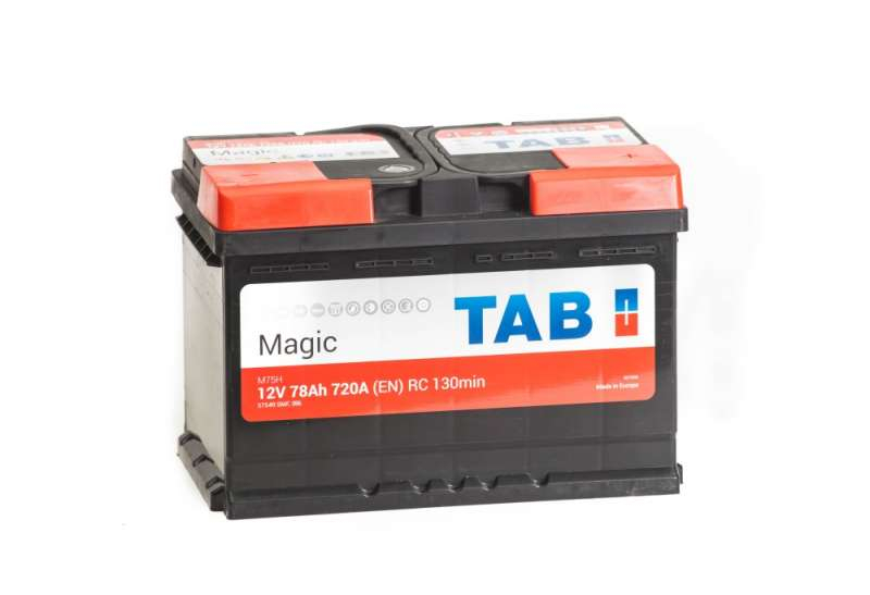 TAB Magic  78Ah 720A R+