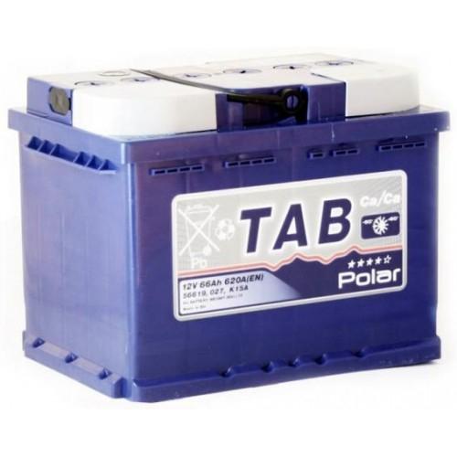 TAB Polar 66Ah 620A L+