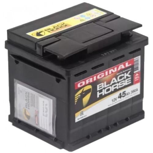 Black Horse 45Ah 390A R+