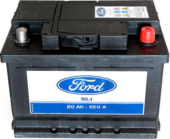 Аккумулятор FORD 60Ah EN520