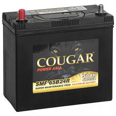 COUGAR SMF 65B24R 50 А/ч EN480A