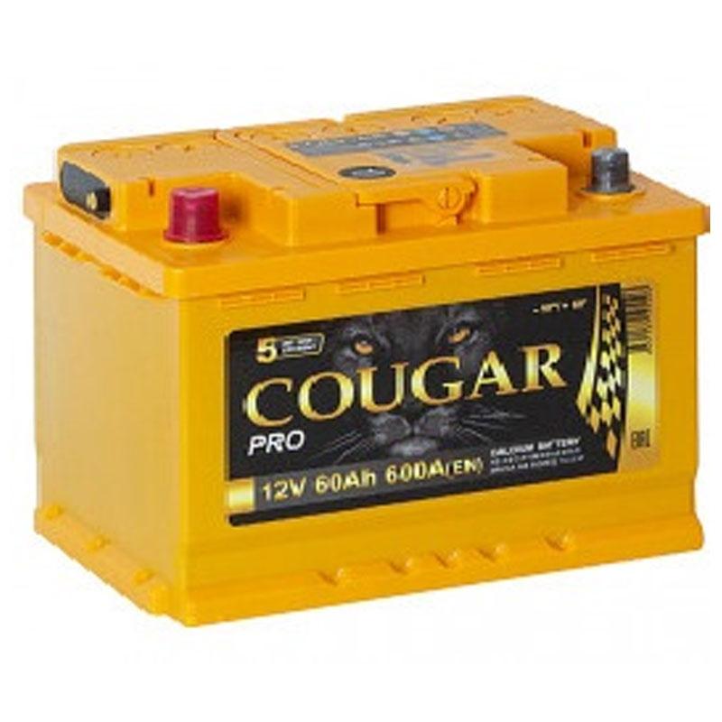 COUGAR PRO 62 А/ч L+ EN620A
