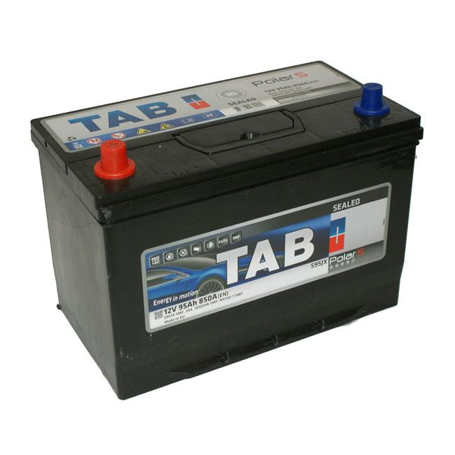 TAB Polar  6СТ-95L+ EN850