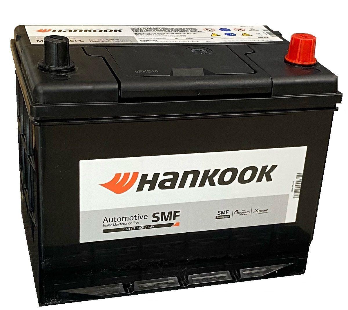 HANKOOK 6СТ-80.0 (MF95D26FL) бортик