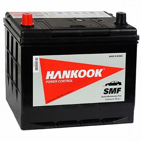 HANKOOK MF95D26FR 80Ah 700A ,бортик