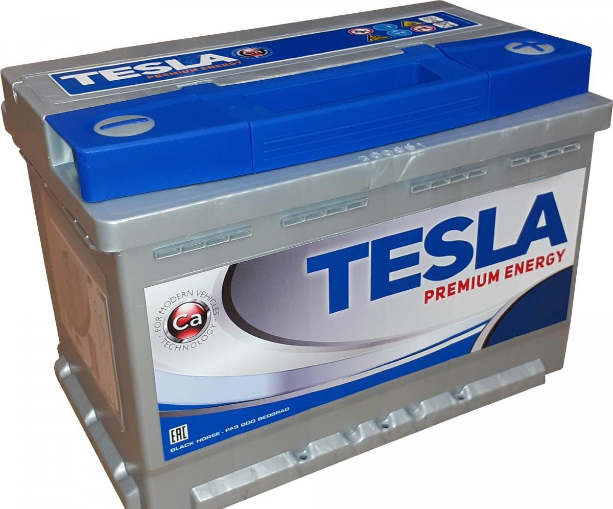 TESLA PREMIUM ENERGY 66Ah 720A R+