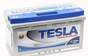 TESLA PREMIUM ENERGY 100 А/ч L+ EN900