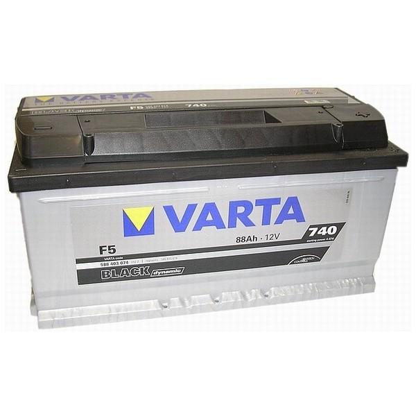 Varta Black Dynamic 6СТ-88