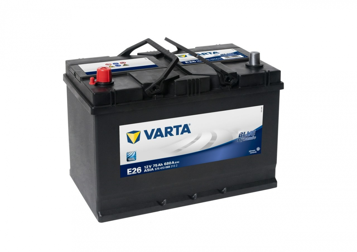 Varta Blue Dynamic  D26L 70Ah 630A
