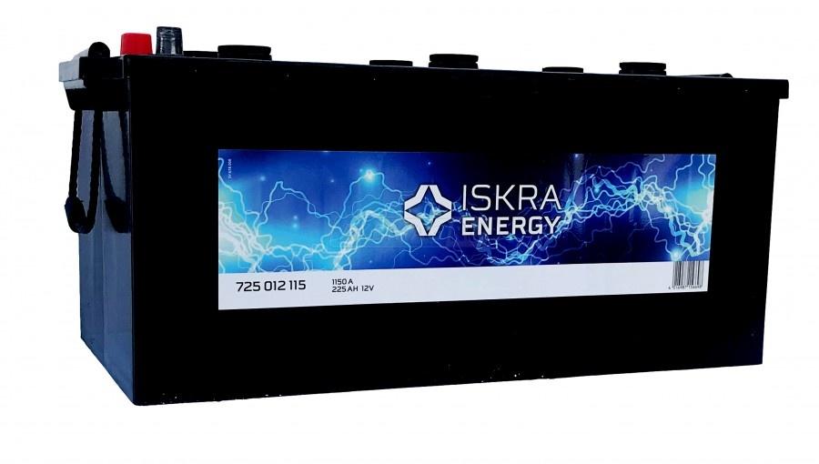 ISKRA ENERGY 6СТ-225 евро.конус