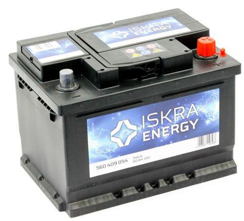 ISKRA ENERGY 6СТ-60 низкий