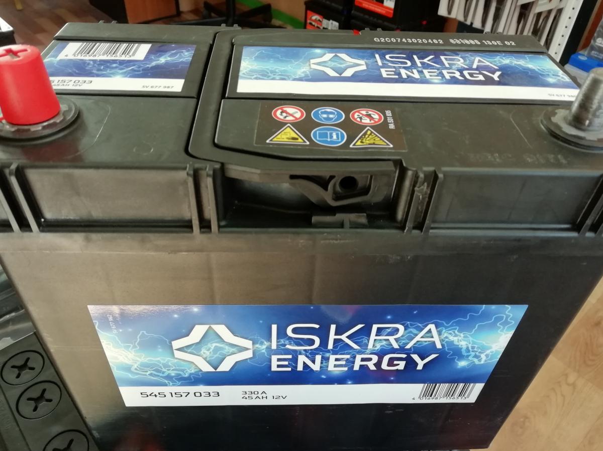 ISKRA ENERGY 6СТ-45