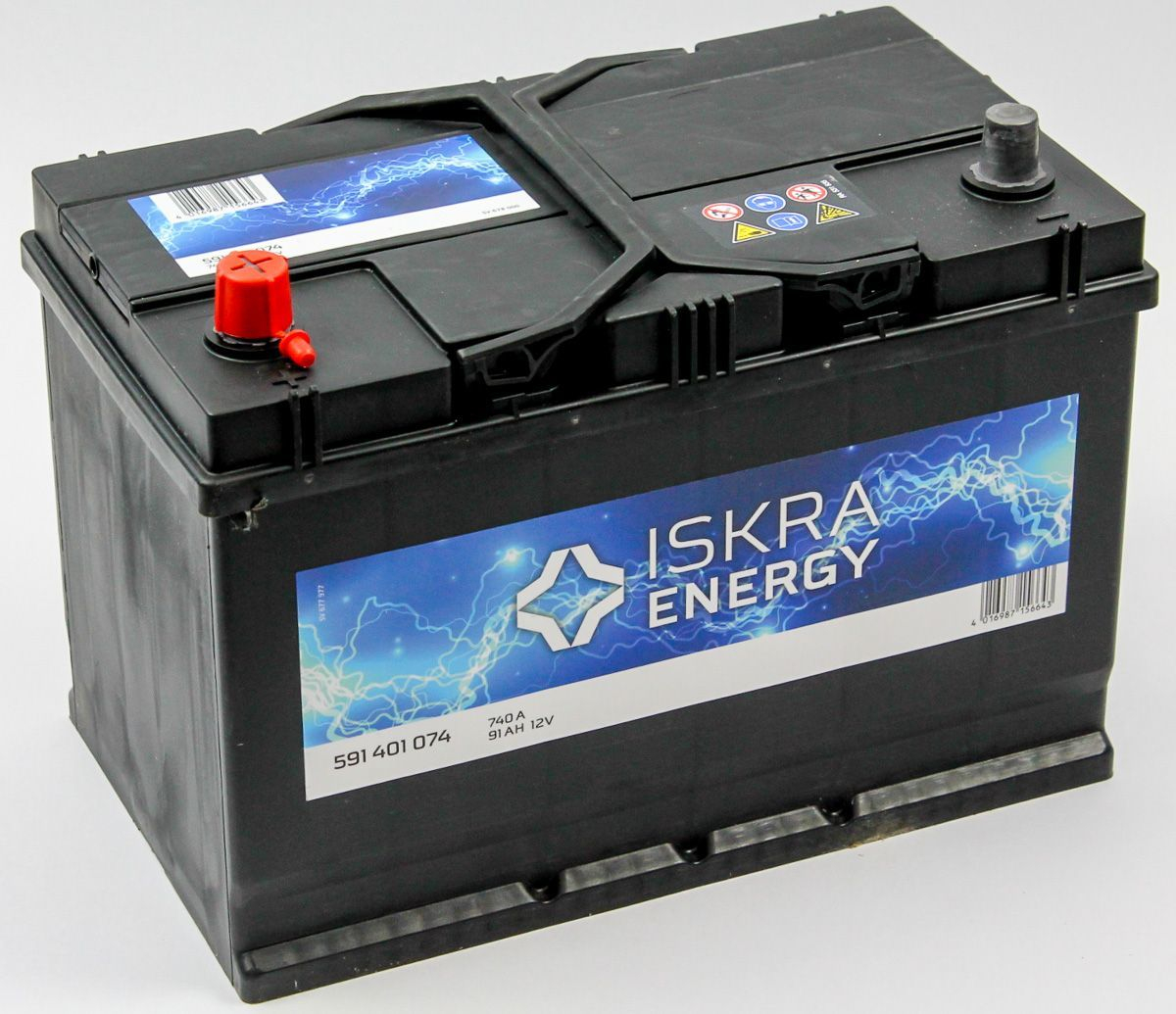 ISKRA ENERGY 6СТ-68