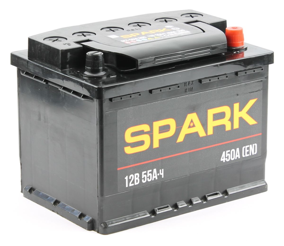 SPARK 55Ah 450A R+
