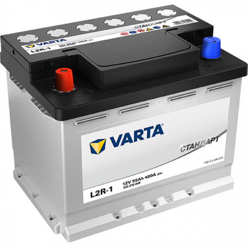 Varta Стандарт 55Ah 480A L+
