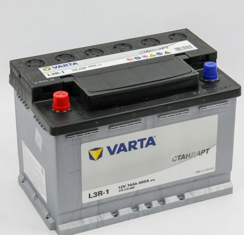Varta Стандарт 74Ah 680A L+