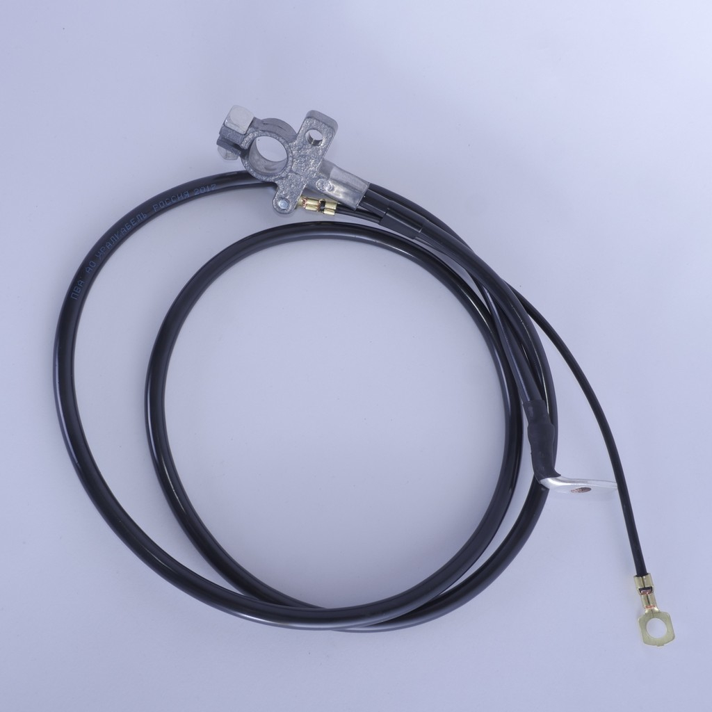 Провод аккумулятора (-) ВАЗ 21213