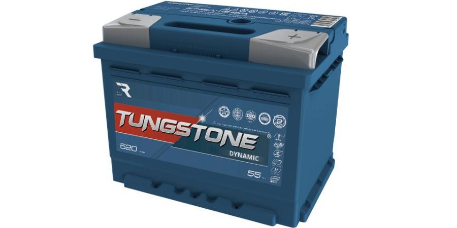 TUNGSTONE DYNAMIC 55Ah 520A R+