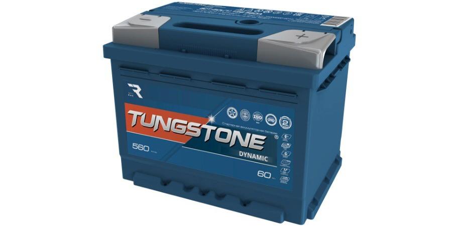 TUNGSTONE DYNAMIC 60Ah 560A R+