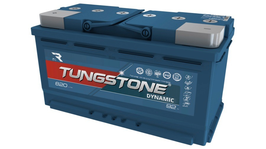 TUNGSTONE DYNAMIC 92Ah 820A L+