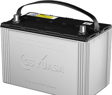 GS YUASA HJ-120D31R 95Ah 865A R+