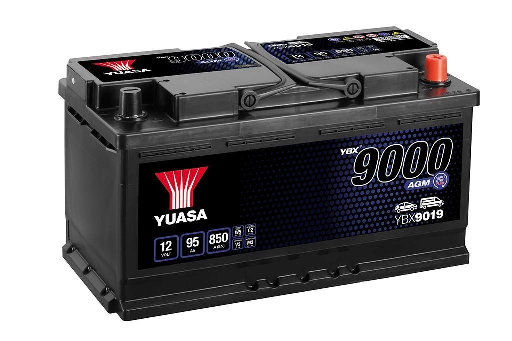YUASA YBX9019-095 95Ah 850A R+