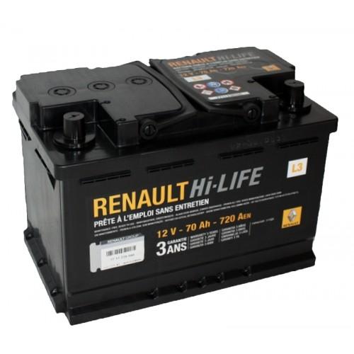 Аккумулятор 70Ah 720A R+