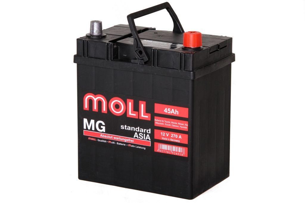 MOLL MG B19L 45Ah 270A