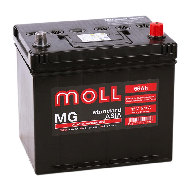 MOLL MG D23L 66Ah 575A