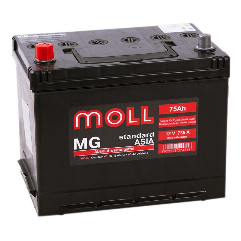 MOLL MG D26R 75Ah 735A